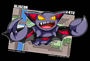 Gliscor by Geistbox