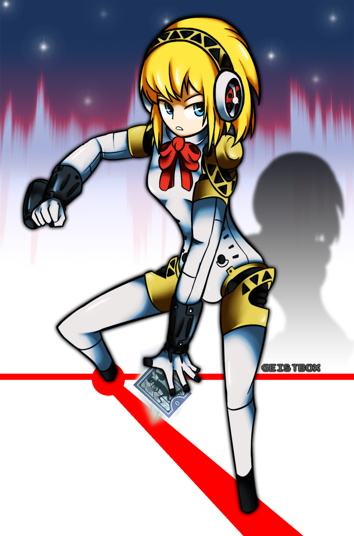 Aigis by Geistbox