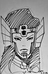 Lady Sif by Walt Simonson