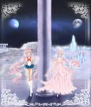 Neo Sailor Moon - Princess Lady Serenity