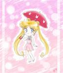 Chibi Usagi - Sailor Moon Crystal
