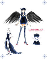 Sailor Coronis by Myusse