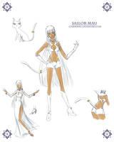 Sailor Mau by Myusse