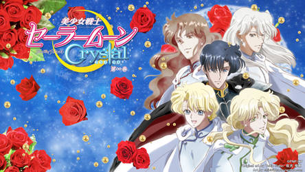 Sailor Moon Crystal - Shitennou =BluRay Menu Ver=