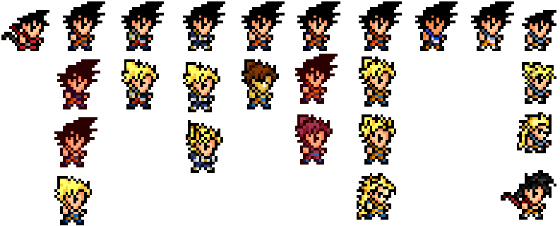 Goku by majinyema23445 on deviantart