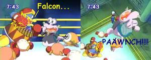 Dedede Falcon Punch