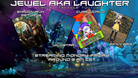 Twitch.tv Video Background by LaughterZombie