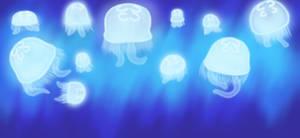 Moonlight Jellyfish