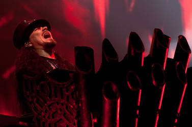Tuomas Holopainen at Wacken Open Air 2013 by MetalLuilak