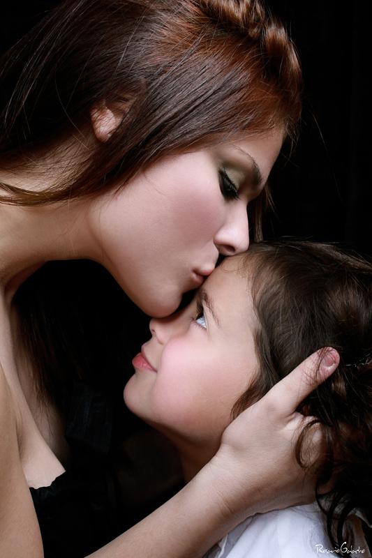 Hija de lactancia madre lesbiana