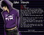 Jake Demon - Character Profile