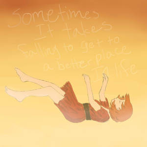 Sometimes you need to fall...