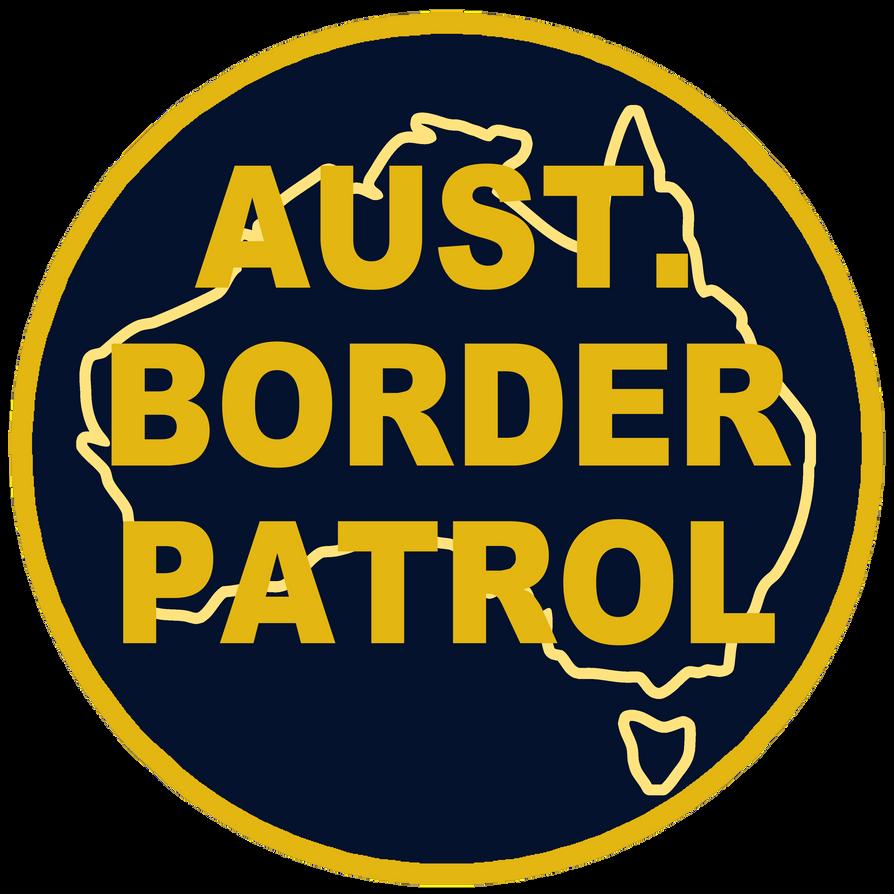 Australian Border Patrol Patch by topher147