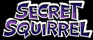 Secret Squirrel Purple Intro Title Font by topher147