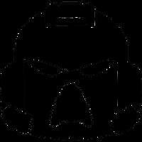Space Marine Trooper Helmet by topher147