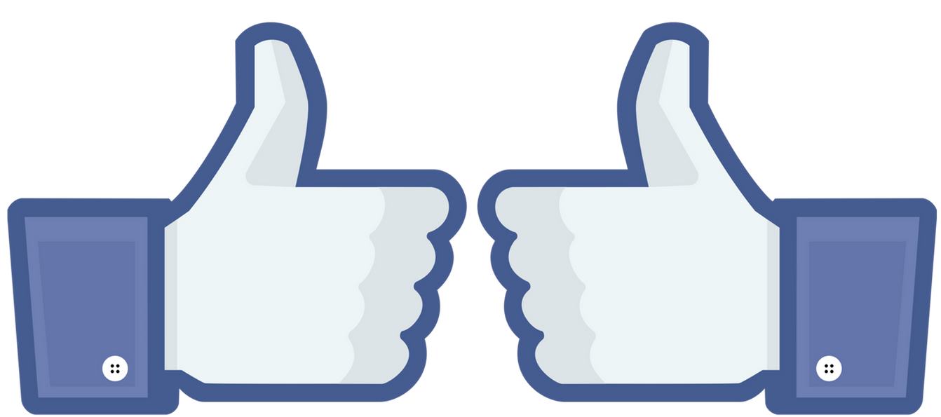 Facebook Double Thumbs Up by topher147 on DeviantArt