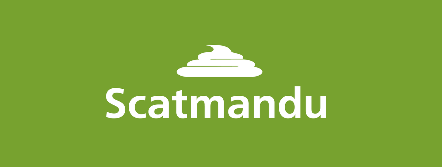 Scatmandu Logo by topher147