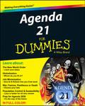 Agenda 21 For Dummies Book Cover