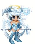 goddess of feathers by mizunenyanya