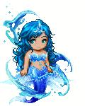 mizunes mermaid form by mizunenyanya