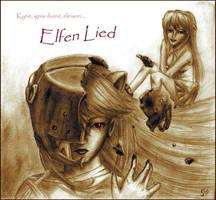 Elfen Lied - Kyrie eleison by Lilith-Helyanwe