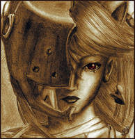 Kyrie eleison_lucy by Lilith-Helyanwe