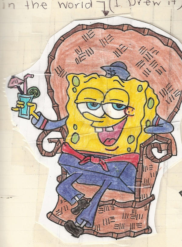 Spongebob by elixirXsczjX13