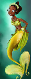 Mermaid Tia by elixirXsczjX13