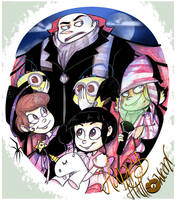 Despicable Halloween by elixirXsczjX13