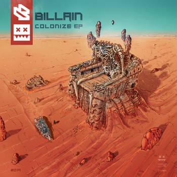 Eatbrain // Colonize EP by eatbrain