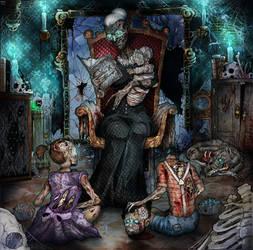 Eatbrain // Tales Of The Undead LP by eatbrain