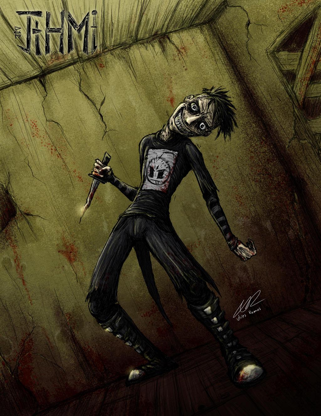 Johnny the Homicidal Maniac by ulitomamon on DeviantArt
