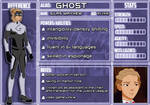 SJ App: Ghost