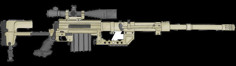 CheyTac M200 'Intervention'