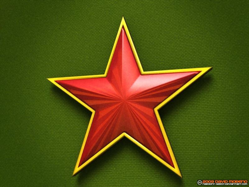 Soviet Star 2.0 by Lt-Commander on DeviantArt