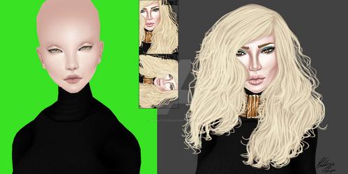 IMVU Edit/Re-Paint - Frankie