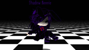 Humanized Gacha Shadow Bonnie