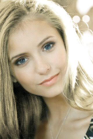 elena gilbert 2 by all the women d3esc2c - Elegant Makeup Looks for Blue Eyes and Blonde Hair