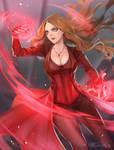 Civil War: Scarlet Witch