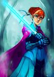 Anna The Jedi Knight