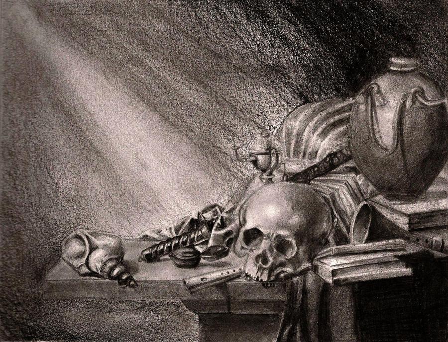 Vanities of Human Life by TanyaSanz on deviantART