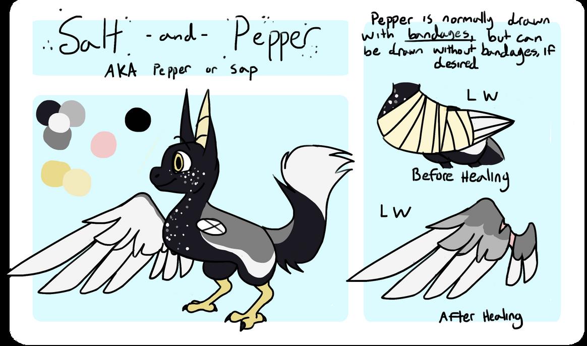 [Pending] Pepper the Torimori Reference Sheet