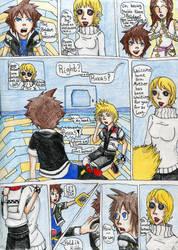 Beyond the Door: Page 6 by Riku-Sonozaki