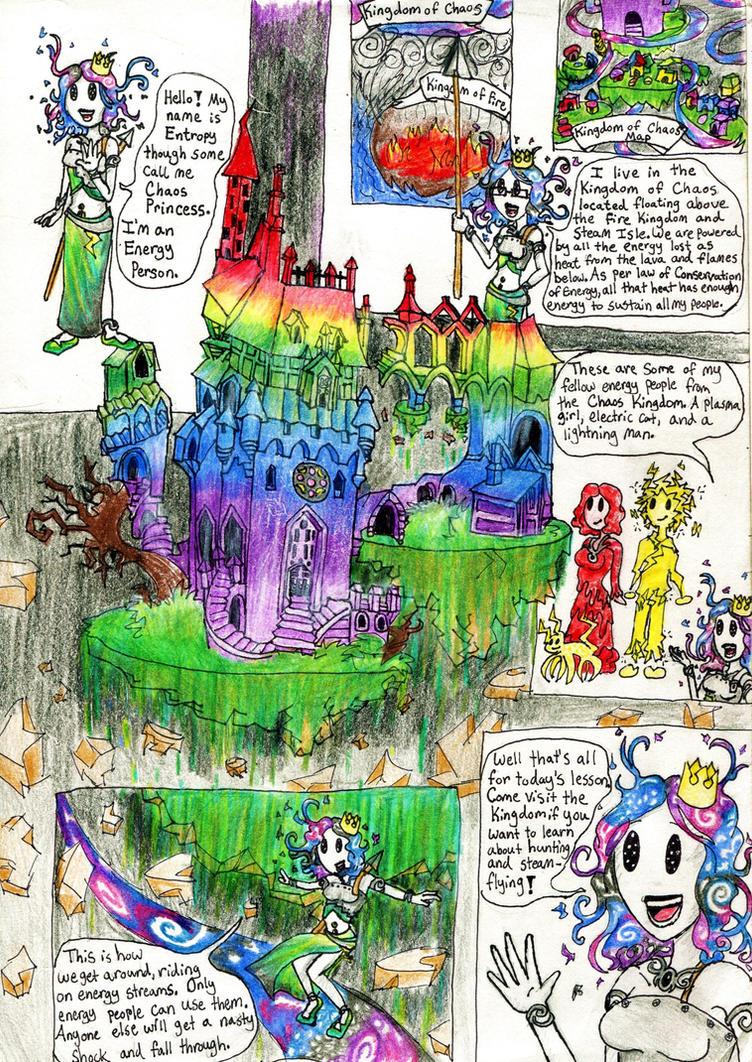 CE: Entropy-Chaos Princess by Riku-Sonozaki