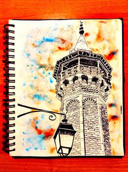 #23 Tunis Minaret