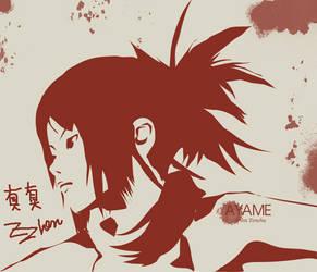 Ayame by zhenzhen