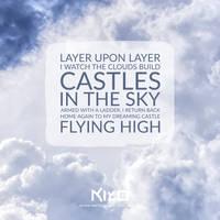 Dreaming Castle by Kiyo-Poetry