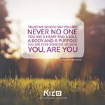 You Are Someone