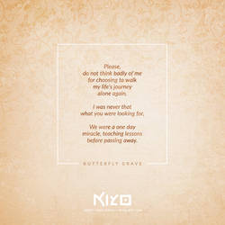 Butterfly Grave by Kiyo-Poetry