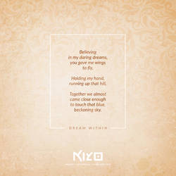Dream Within by Kiyo-Poetry